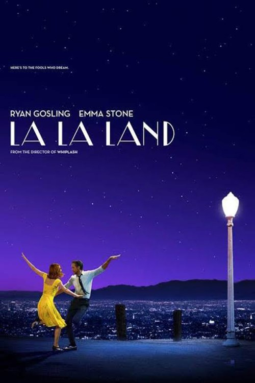 """La La Land,"" written and directed by Damien Chazelle"