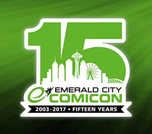 Emerald City Comicon celebrating its 15th year!