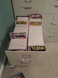 Setting Up Your Comics In Filing Cabinets - The Comics Herald