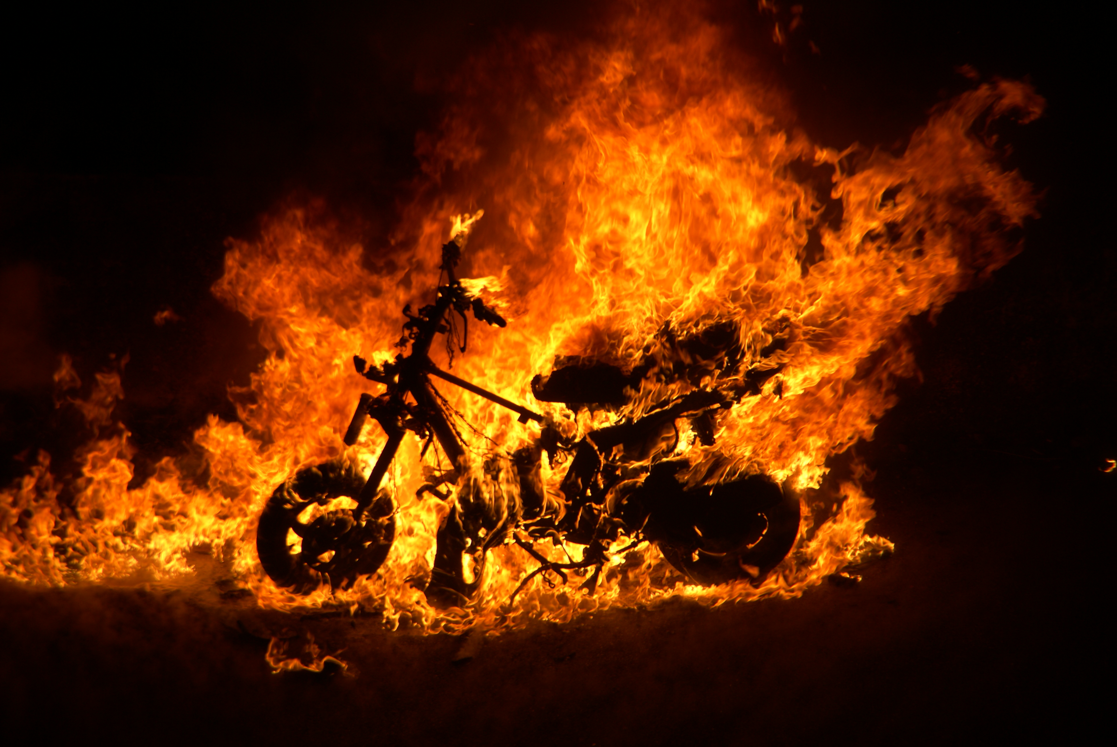 Ghost Rider Bike Hd Wallpaper 301 Moved Permanently