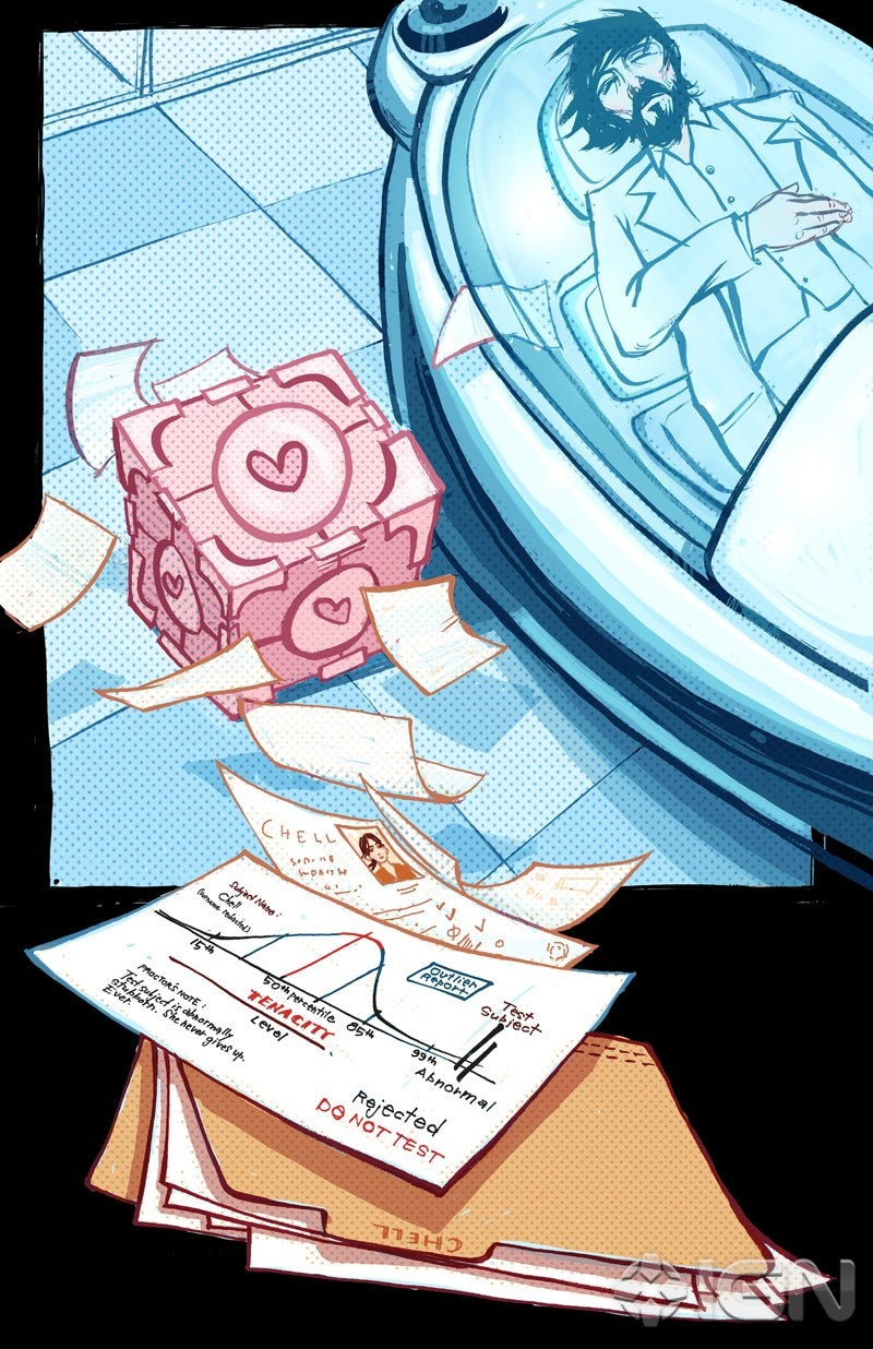 Portal 2 Lab Rat Page 26