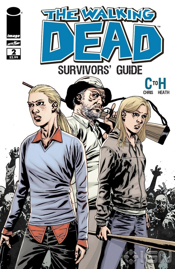 The Walking Dead Survivor's Guide #2