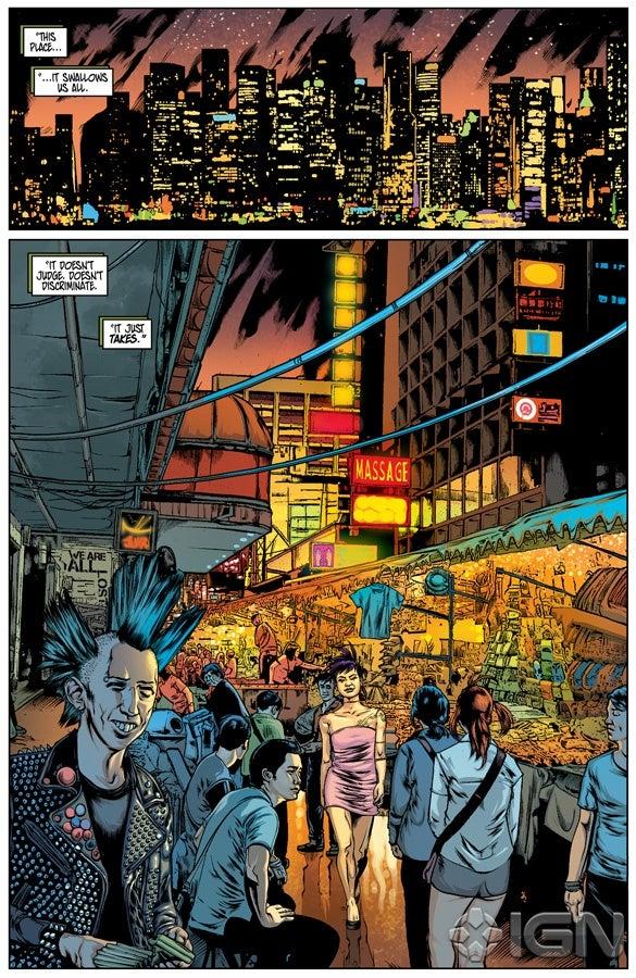 Netherworld #1 p1