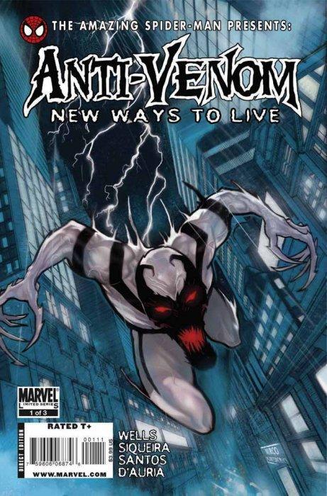 The Amazing Spider Man Presents Anti Venom New Ways To