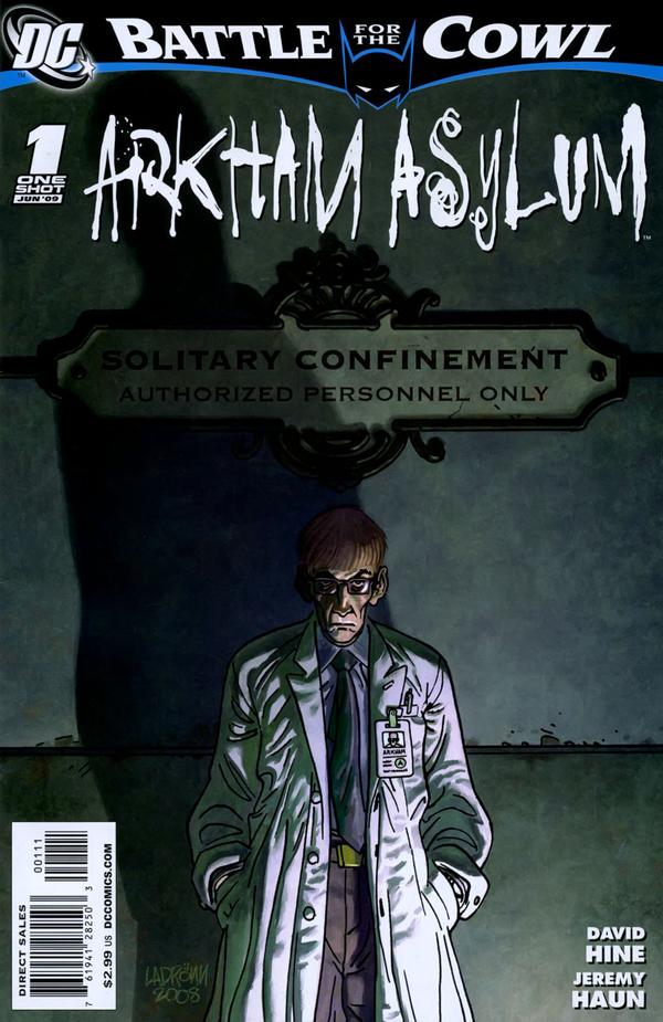 Batman Battle for the Cowl  Arkham Asylum  IGNcom