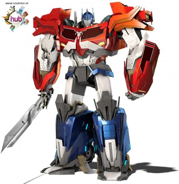 Optimus Returns
