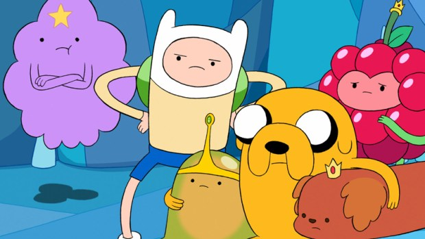 4 Adventure Time