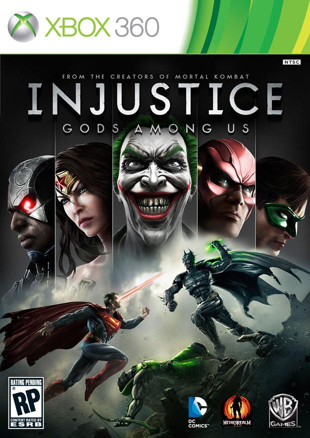 XBOX 360 Review: Injustice: Gods Among Us - ComicsOnline