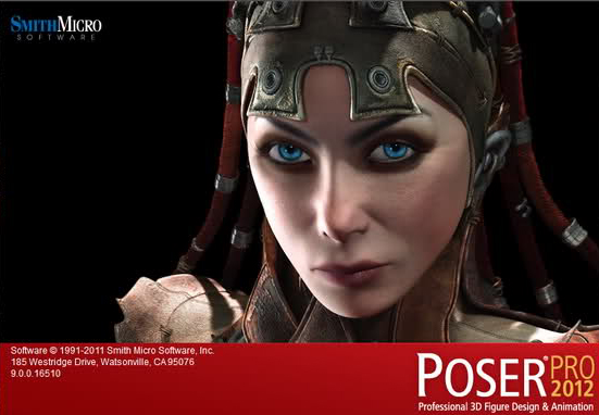 Giveaway - Poser Pro 2012 by Smith Micro Software - ComicsOnline