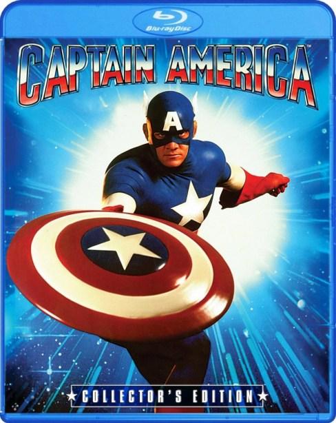 Cap Blu-ray 1990s