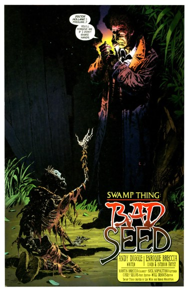 Swamp Thing Vol.4