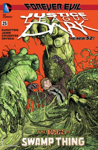 Justice League Dark Vol.1