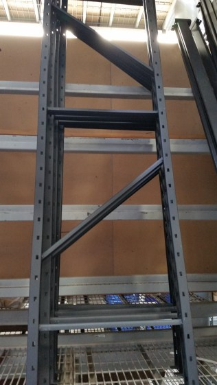 storage rack sides
