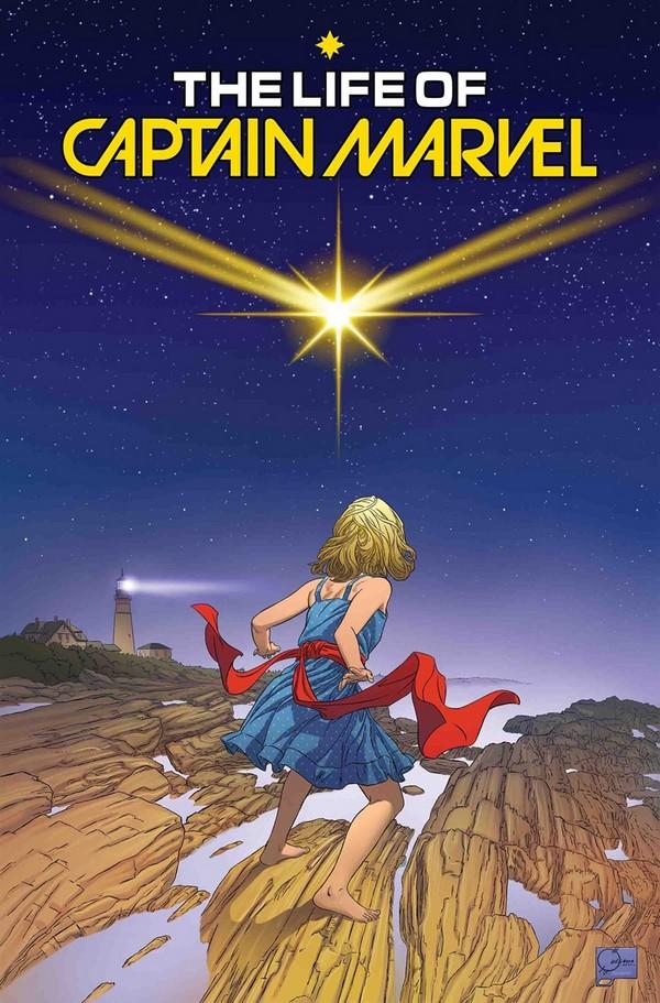 La Vie De Captain Marvel : captain, marvel, Captain, Marvel, Panini