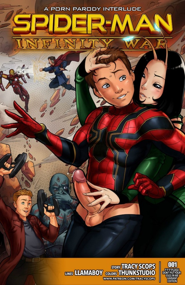 Infinity War Xxx Spiderman Porno
