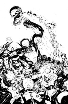 Wolverine #3 Ryan Stegman Reg Cover