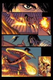 Avengers World #3 Preview 2 Art by Stefano Caselli