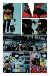 George Romero Empire Of The Dead #2 Preview 2 Art by Alex Maleev