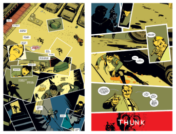 Deadly Class #1 Preview 5