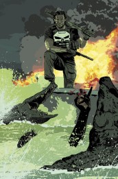 The Punisher #1 Preview 1 Art By Mitch Gerads