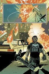 The Punisher #1 Preview 3 Art By Mitch Gerads