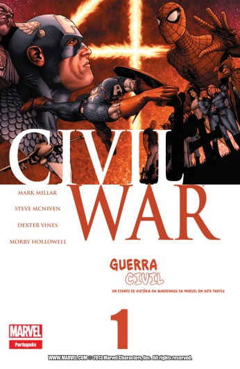 Civil War Portguese