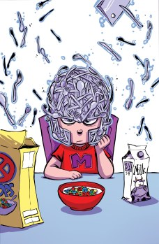 Magneto #1 Variant Cover by SKOTTIE YOUNG