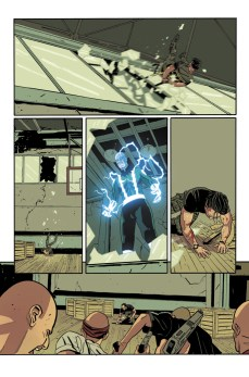 The Punisher #4 Preview 3 Art by Mitch Gerads