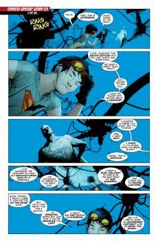 Batman/Superman #9 Preview 1 Art by Jae Lee