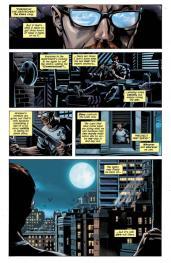 Forever Evil Aftermath: Batman Vs Bane #1 Preview 1 Art by Jaime Mendoza/Scott Eaton
