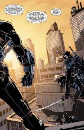 Forever Evil Aftermath: Batman Vs Bane #1 Preview 3 Art by Jaime Mendoza/Scott Eaton
