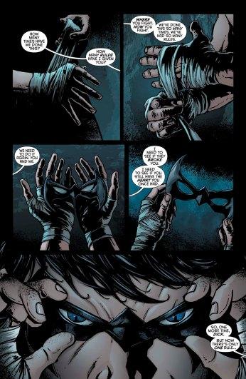 Nightwing #30 Preview 4 Art by Tom King/Javier Garron/Jorge Lucas/Mikel Janin/Guillermo Ortego
