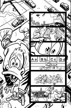Howard The Duck Preview