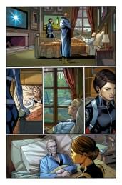Captain America #22 Preview 1 Art by Carlos Pacheco