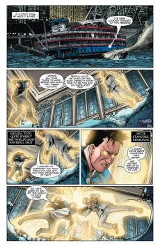 Harbinger #24 Preview 1 Art by Khari Evans