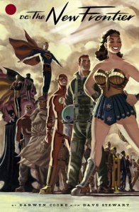New Frontier  Cover