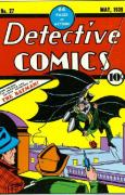 Detective Comics 27 First Batman (May 1939)