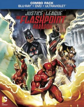Justice League:The Flashpoint Paradox