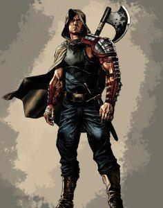 Early Eternal Warrior