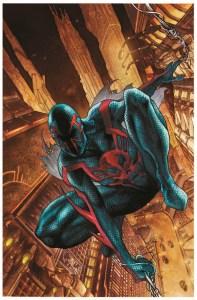 Spider-Man 2099 #1 by Simone Bianchi