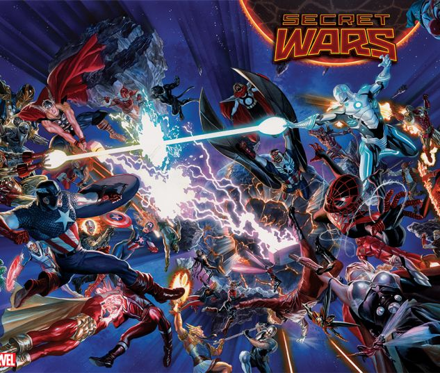 Alex Ross Secret Wars