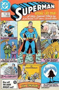 Superman 423 Alan Moore Story