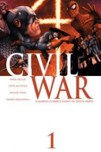 Civil War Comics
