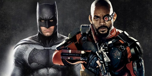 Deadshot and Batman