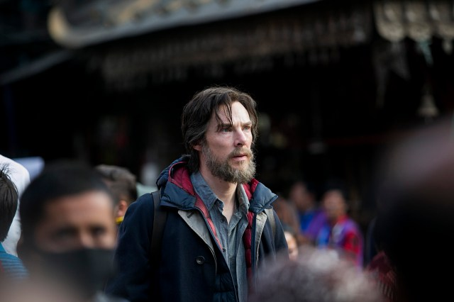 Doctor Strange Searching