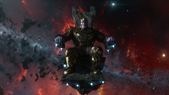 Brolin as Thanos