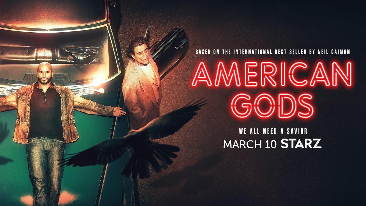 Výsledok vyhľadávania obrázkov pre dopyt american gods season 2 starz