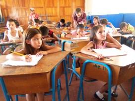 La Garita, San Ramón: Escuela Primaria Draws Comics!