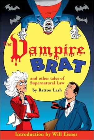The Vampire Brat and Other Tales of Supernatural Law