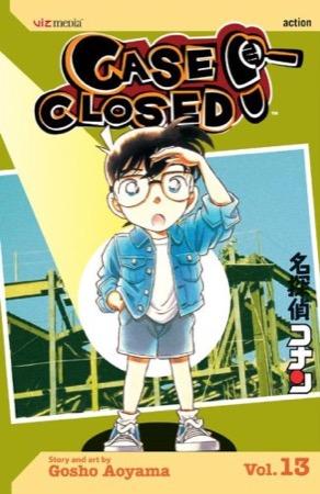 Case Closed volume 13